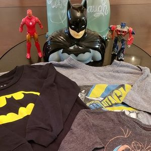 Bundle of Boys Super Hero shirts
